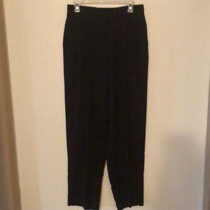 🎁Emma James black slacks size 10